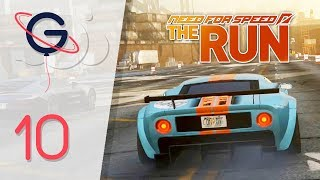 NEED FOR SPEED THE RUN FR FIN #10 : Côte Est