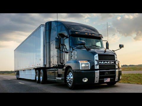 2020 MACK Anthem truck Interior Exterior
