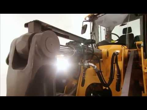 Volvo L60Gz, L90Gz, L120Gz promotional video