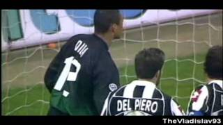 Nelson Dida - Top 10 saves in Milan