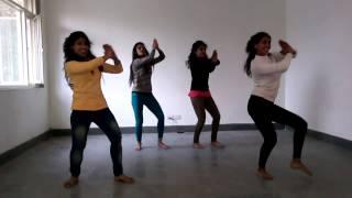 Radha nachegi(tevar) dance by jhankar girls