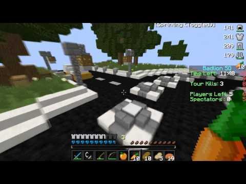 Minecraft Hunger Games | Epizoda 18 | Slušaj Nexta!