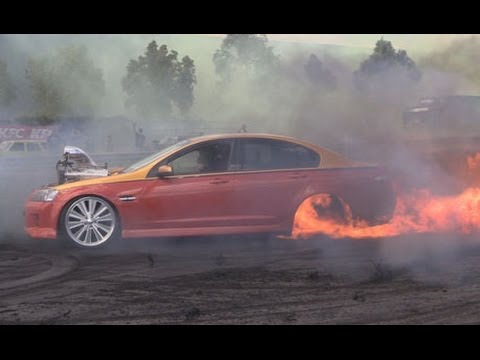 The biggest crashes blowups flames and Close calls of 2013