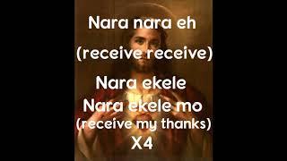 Tim Godfrey ft. Travis Greene-NARA (Lyrics Video)