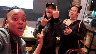 Finally Met Domo & Crissy | #YouTubeBlack