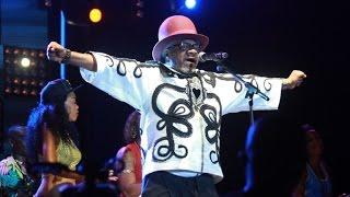 Dernières images sur scène de Papa Wemba, le roi de la rumba