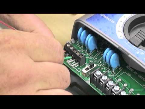 How to wire an Irritrol Rain Sensor