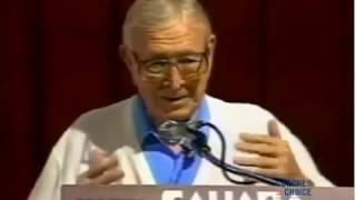 John Wooden   UCLA Coach Rare Lecture