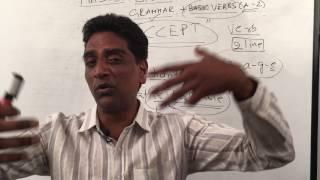 ACCEPT - Master Spoken English - Grammar - Basic Verbs A - Z