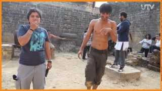 Kai Po Che I Fun in Diu I Behind the scenes