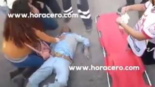 MUERE EN LA CARRERA DE LA CHIVA EN LOS XV AÑOS DE RUBI!!!!!