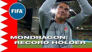 Mondragon - Colombia's Record Holder (EXCLUSIVE)