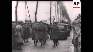 THE MAGINOT LINE - SOUND