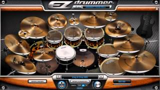 Avenged Sevenfold - Critical Acclaim (EzDrummer Track)