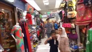 Thailand, Bangkok: Walking around the massive shopping mall 'MBK Center'