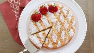 Almond Cake کیک بادام بدون آرد