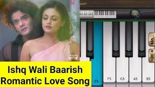 Ishq Wali Baarish - Piano Tutorial - Altaaf Sayyed   Mini Part Piano