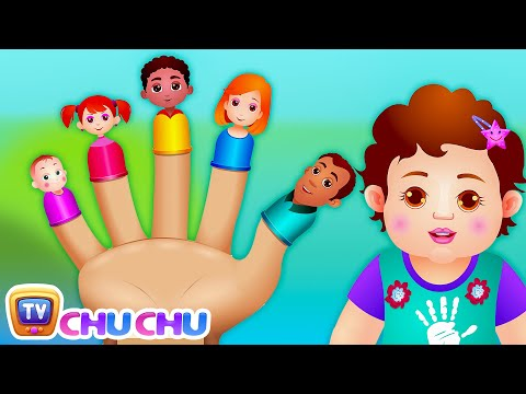The Finger Family Song ChuChu TV Nursery Rhymes & Songs For Children