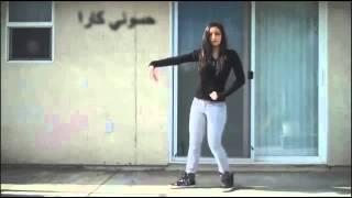 رقص بنات تكسير 2016