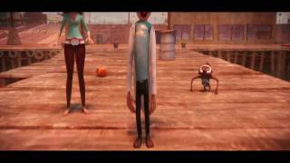 Cloudy with a Chance of Meatballs Trailer HD