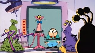 Three Aliens and a Footstool | The Pink Panther (1993)