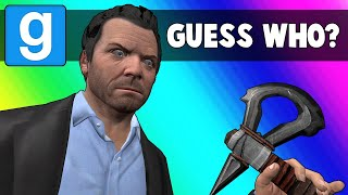Gmod Guess Who Funny Moments - Invading Michael