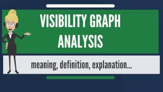What is VISIBILITY GRAPH ANALYSIS? What does VISIBILITY GRAPH ANALYSIS mean?