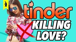 Is Tinder KILLING Love? –8-Bit Philosophy