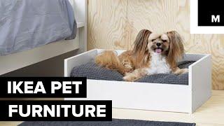 IKEA pet furniture collection