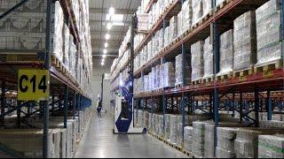 Vers une robotisation des opérations logistiques