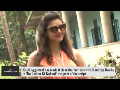 Xxx Mp4 Kajal Aggarwal The Kiss Was Always There In The Script 3gp Sex