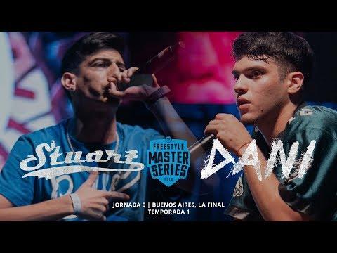 DANI vs STUART FMS Argentina Jornada 9 OFICIAL Temporada 2018 2019.