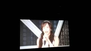 [Fancam] 141005 Hina (SMROOKIES GIRL/SR14G) Talking @ SMTOWN Live In Tokyo