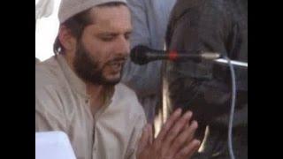 Pakistani Crickter Shahid Afridi Views about tablighi jamaat