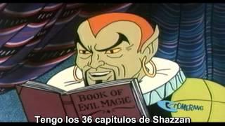 Shazzan en Latino (demo) - Los mil y un trucos