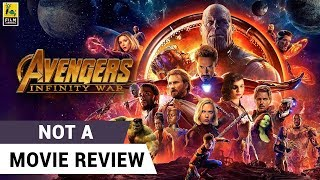 Avengers%3A+Infinity+War+%7C+Not+A+Movie+Review+%7C+Sucharita+Tyagi+%7C+Film+Companion