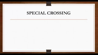 Crossing of Cheque and its different kinds