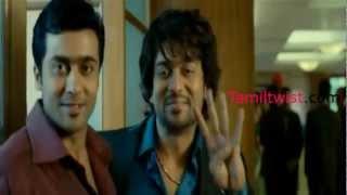 Maattrraan Movie Trailer Official Surya 2012 (Maatran)