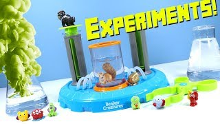 Beaker Creatures Liquid Reactor Super Lab Toy Review Series 1 Learning Resources