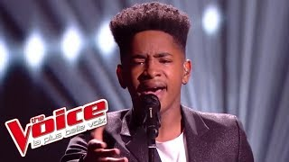 Lisandro Cuxi - « Love On the Brain » (Rihanna) | The Voice France 2017 | Live