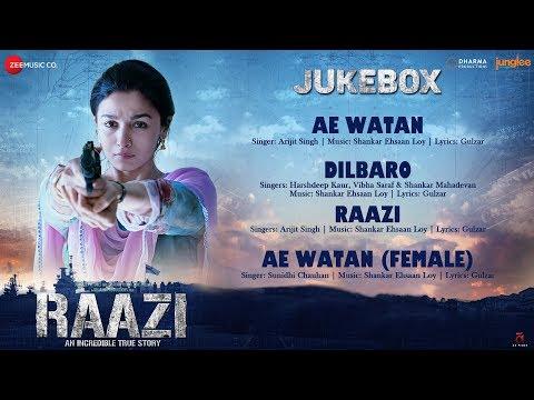 Xxx Mp4 Raazi Full Movie Audio Jukebox Alia Bhatt Shankar Ehsaan Loy 3gp Sex
