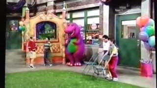 Barney Putting on a Show (Reprise) (1986 Version)
