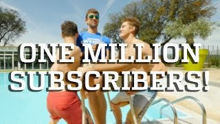 ONE MILLION SUBSCRIBERS! THANK YOU FROM PEOPLE ARE AWESOME