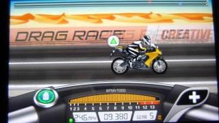 Ninja 1000R 10 400 half mile
