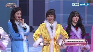 Red Velvet - Happily Ever After / 레드벨벳 [2017 KBS Song Festival | 2017 KBS 가요대축제/2017.12.29]