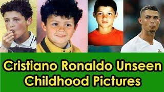 Critiano Ronaldo Unknwn Childhood ✴✴✴