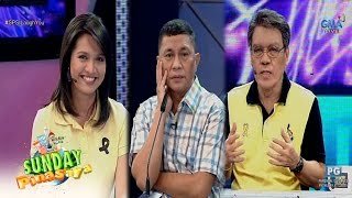 Sunday PinaSaya: Ang paghaharap ni Rodney Juterte at Mars Roscas kasama si Simpleni