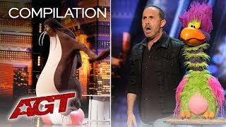 LOL! These Performances Will Make You Laugh So Hard, You