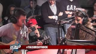 Tal et Anthony Touma rendent hommage à Michael Jackson en live dans Planète Rap