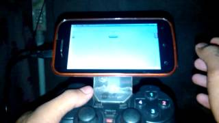 how to use gamepad on cellphone( half tutorial)